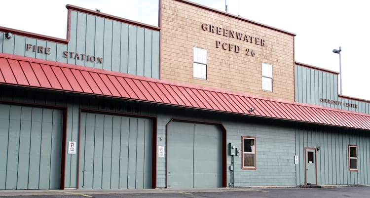 Greenwater Fire
