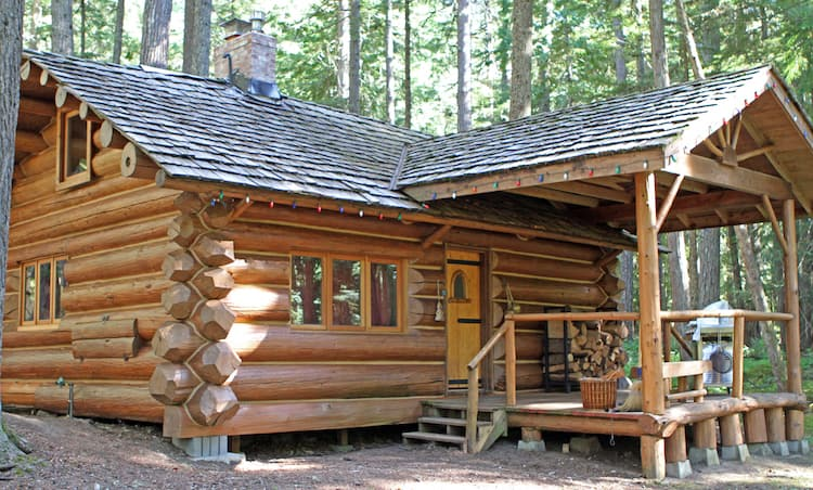 Exterior Cabin Side