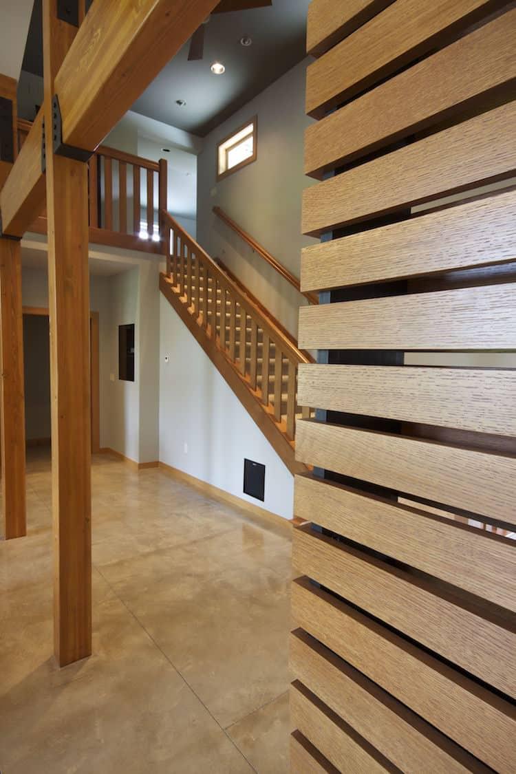 Interior Staircase Loft