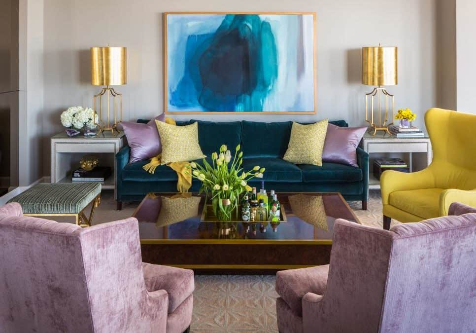 The Quick Guide to Using Colors in Interior Decorating