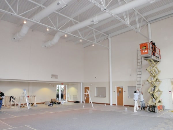 Residential Painting Vs Commercial Painting