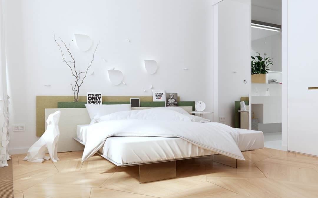 How You Use the Color of Your Rooms in a Minimalistic Setting