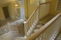Polo Railing Before
