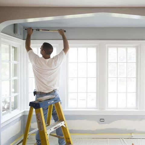 Painting the Ceiling Tips