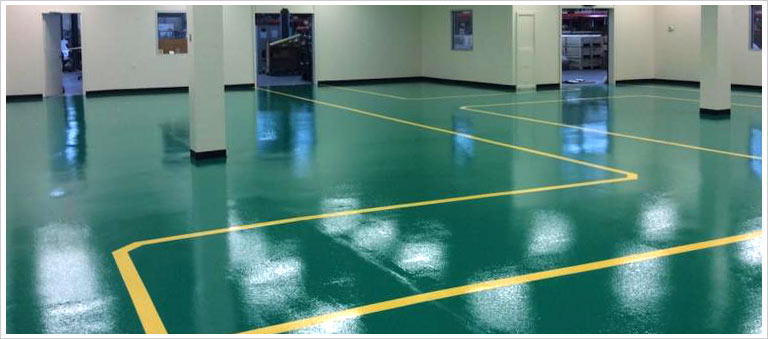 A Guide on Commercial Floor Painting